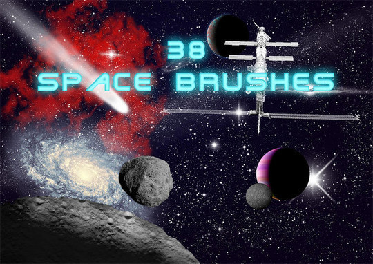 50 Outstanding Yet Free Photoshop Brush Packs For Your Designs 12