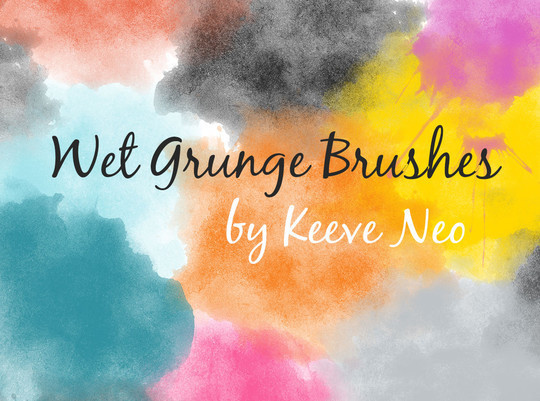 50 Outstanding Yet Free Photoshop Brush Packs For Your Designs 13