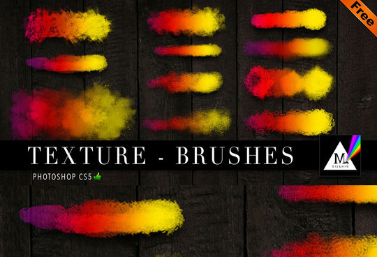 50 Outstanding Yet Free Photoshop Brush Packs For Your Designs 9