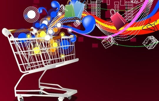 15 Shopping Vector Graphics For Designers 8