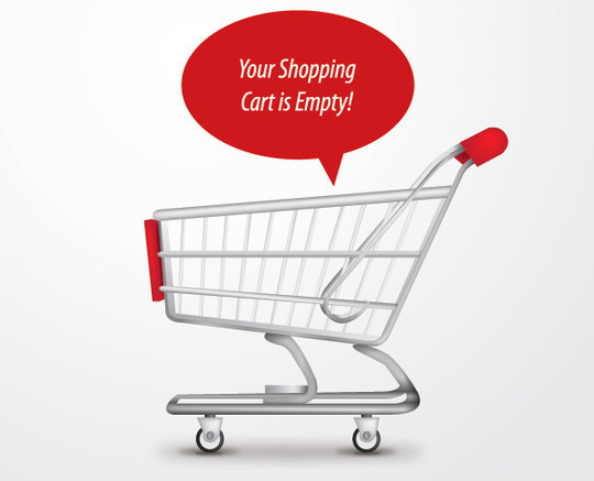 15 Shopping Vector Graphics For Designers 3