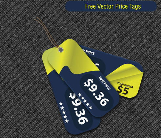 15 Shopping Vector Graphics For Designers 2