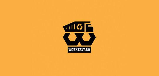 45 Artistically Designed Single Letter Logo Designs 18