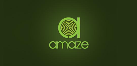 45 Artistically Designed Single Letter Logo Designs 31