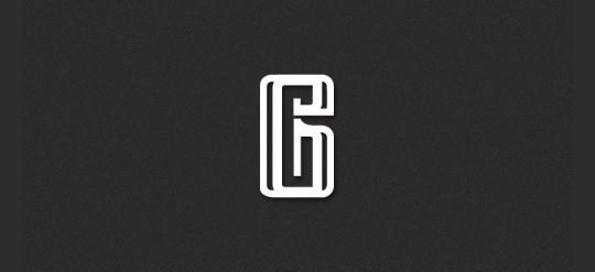 45 Artistically Designed Single Letter Logo Designs 8