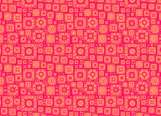 40 Amazingly Creative Square Patterns For Free Download 11