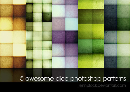 40 Amazingly Creative Square Patterns For Free Download 15