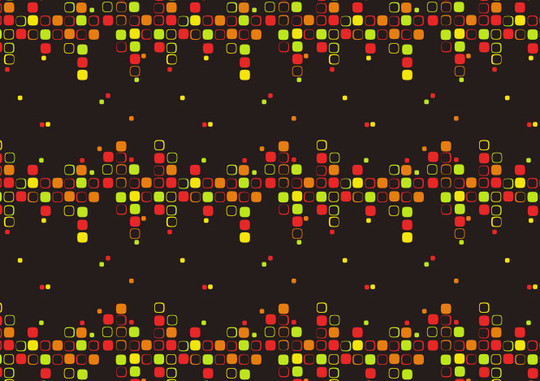 40 Amazingly Creative Square Patterns For Free Download 18
