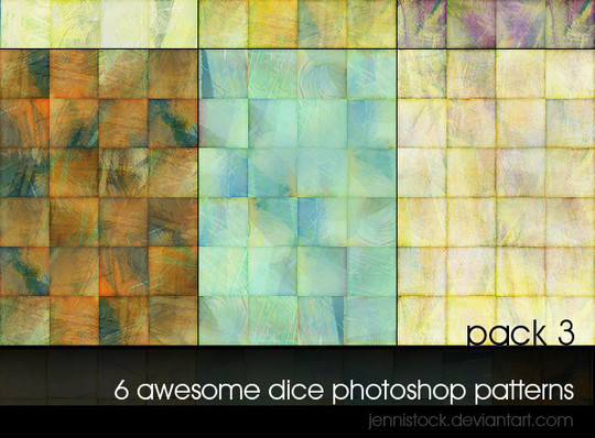 40 Amazingly Creative Square Patterns For Free Download 40