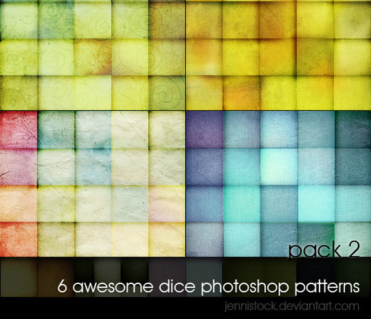 40 Amazingly Creative Square Patterns For Free Download 21