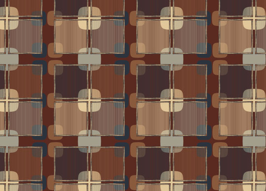 40 Amazingly Creative Square Patterns For Free Download 22