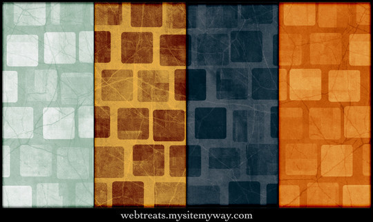 40 Amazingly Creative Square Patterns For Free Download 33
