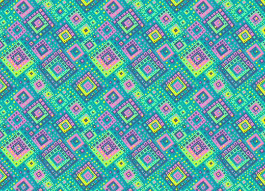 40 Amazingly Creative Square Patterns For Free Download 26