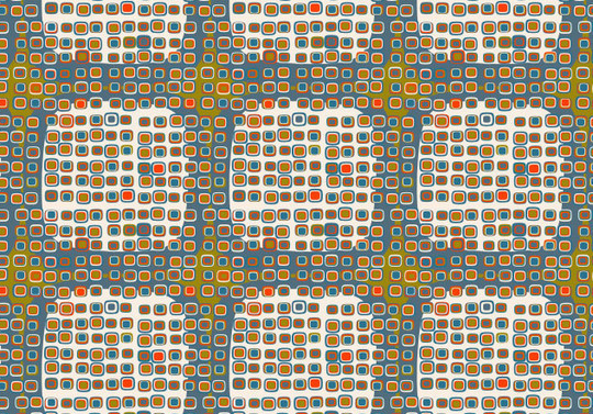 40 Amazingly Creative Square Patterns For Free Download 28