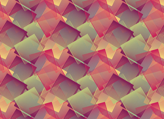 40 Amazingly Creative Square Patterns For Free Download 7