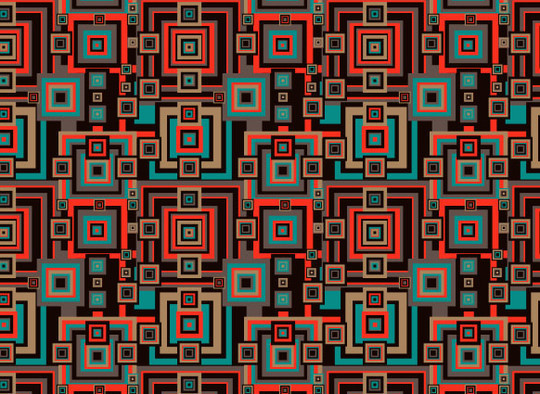 40 Amazingly Creative Square Patterns For Free Download 30
