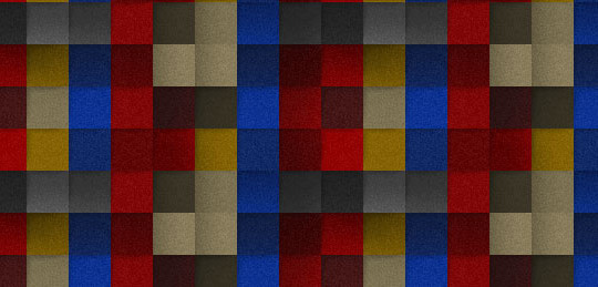 40 Amazingly Creative Square Patterns For Free Download 4