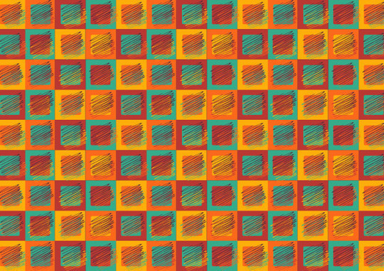 40 Amazingly Creative Square Patterns For Free Download 8