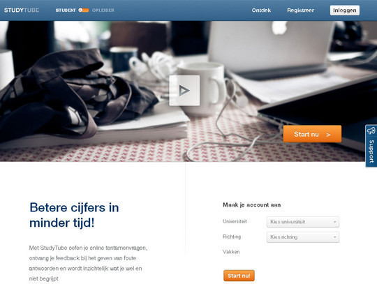 17 Most Effective Examples Of Startup Landing Pages 15