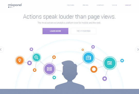17 Most Effective Examples Of Startup Landing Pages 8