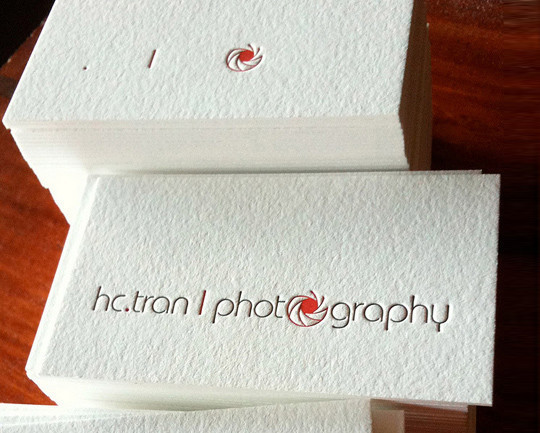 44 More Clean And White Business Cards For Your Inspiration 14