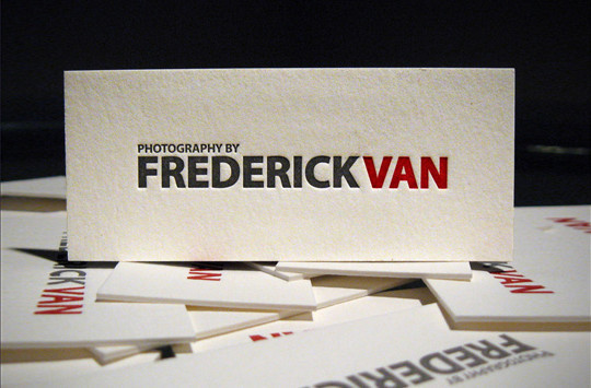44 More Clean And White Business Cards For Your Inspiration 32