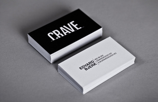 44 More Clean And White Business Cards For Your Inspiration 39