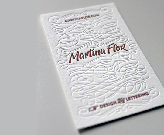 44 More Clean And White Business Cards For Your Inspiration 41