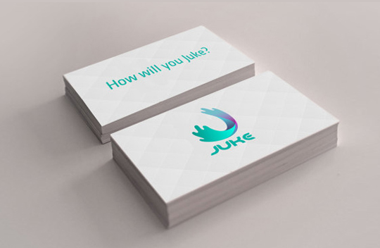 44 More Clean And White Business Cards For Your Inspiration 7