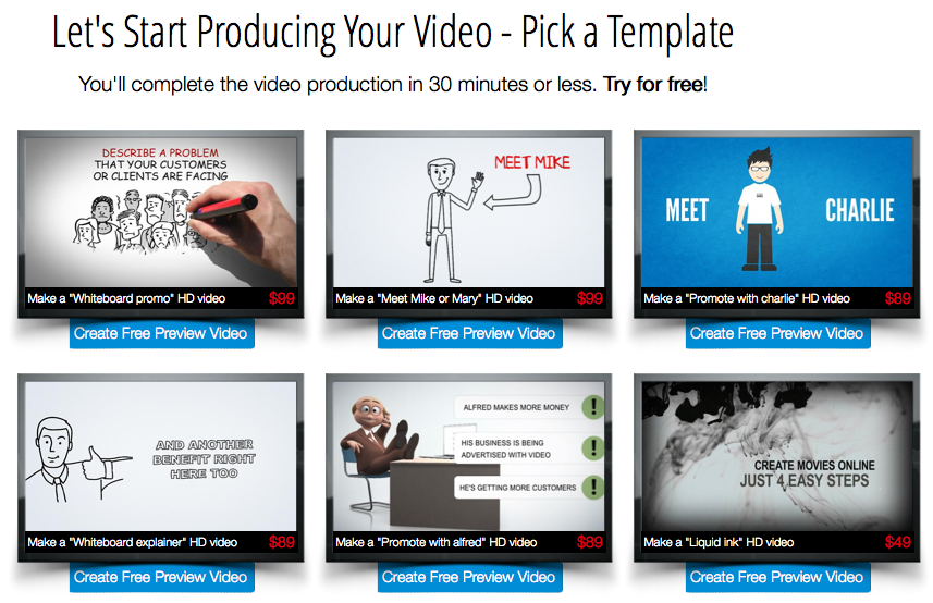 MakeWebVideo - Great Videos At Great Price 21