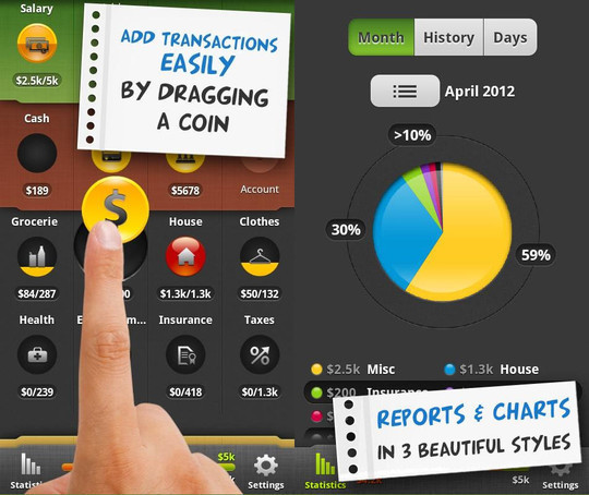 9 Free Android Apps To Manage Your Finances 4