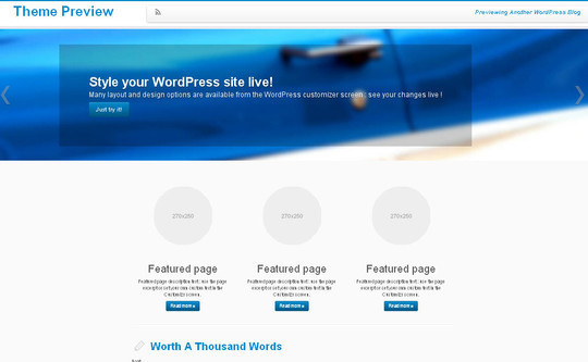 18 Free Responsive Bootstrap Themes And Resources 16