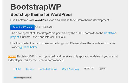 18 Free Responsive Bootstrap Themes And Resources 7