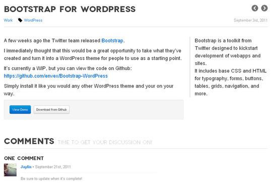 18 Free Responsive Bootstrap Themes And Resources 19