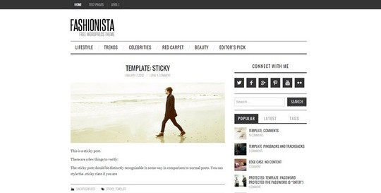 18 Free Responsive Bootstrap Themes And Resources 8