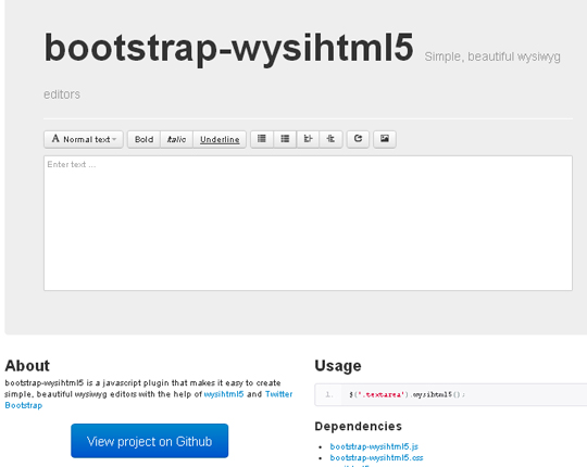 18 Free Responsive Bootstrap Themes And Resources 1