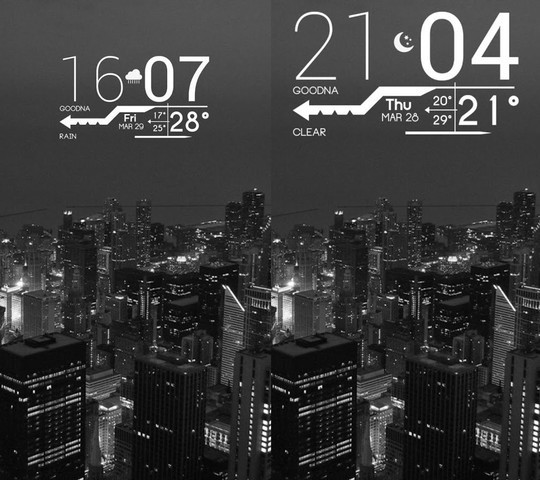 15 Smart Clocks And Calendar Widgets For Android 11