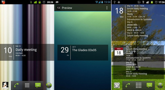 15 Smart Clocks And Calendar Widgets For Android 15