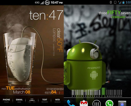 15 Smart Clocks And Calendar Widgets For Android 2