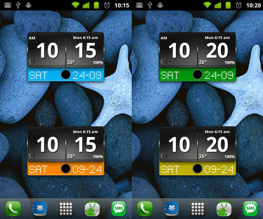 15 Smart Clocks And Calendar Widgets For Android 8