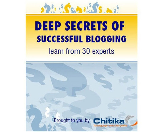 13 Free E-books To Boost Your Blogging Expertise 8