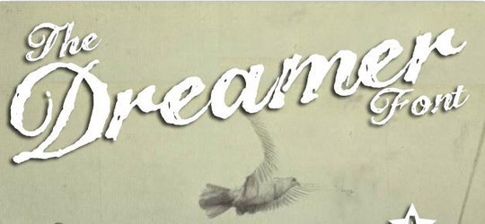40 Creative And Free Hand Drawn Fonts 27