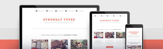 High Quality Yet Free Responsive HTML5 Templates 42