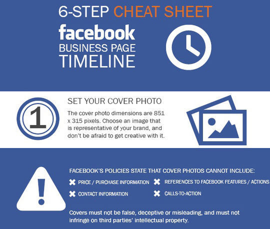 40 Infographics & Cheat Sheets For Social Media Marketers 16