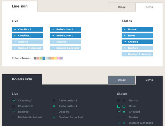 40 Fresh jQuery Plugins To Make Your Website User Friendly 15
