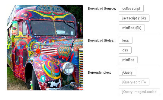 40 Fresh jQuery Plugins To Make Your Website User Friendly 36