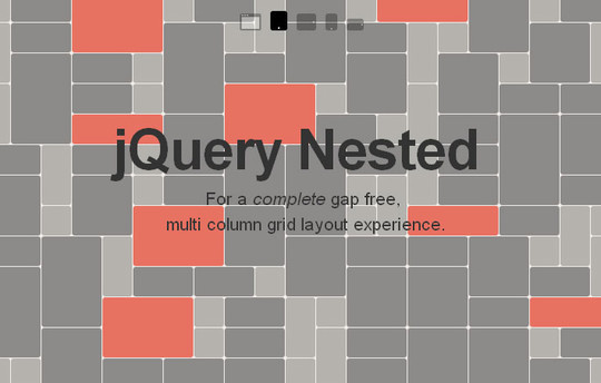 40 Fresh jQuery Plugins To Make Your Website User Friendly 6