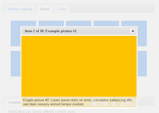 40 Fresh jQuery Plugins To Make Your Website User Friendly 8