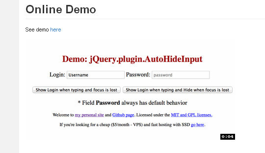 40 Fresh jQuery Plugins To Make Your Website User Friendly 32