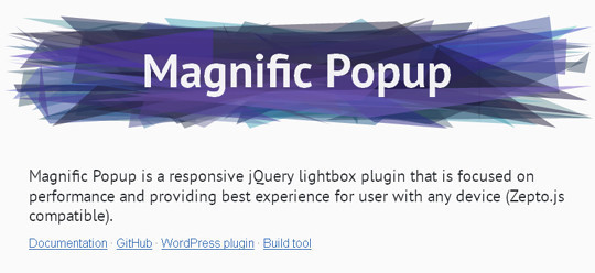 40 Fresh jQuery Plugins To Make Your Website User Friendly 55